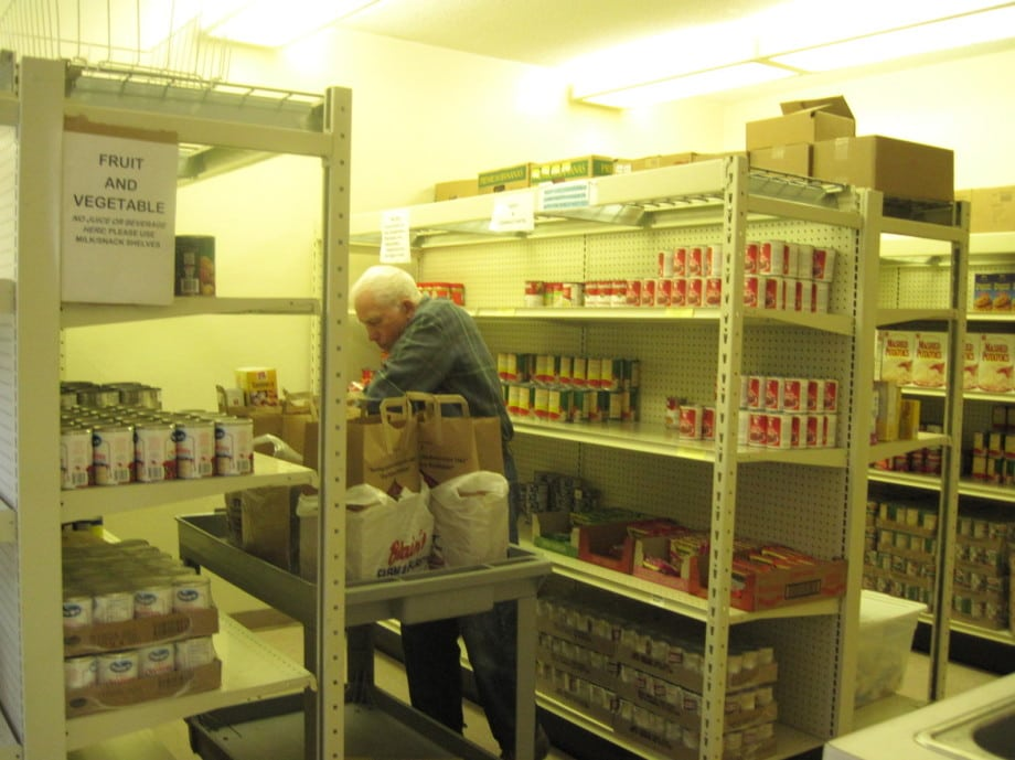Food pantry blessing bags affiliated dentists sc for Madison food pantry volunteer